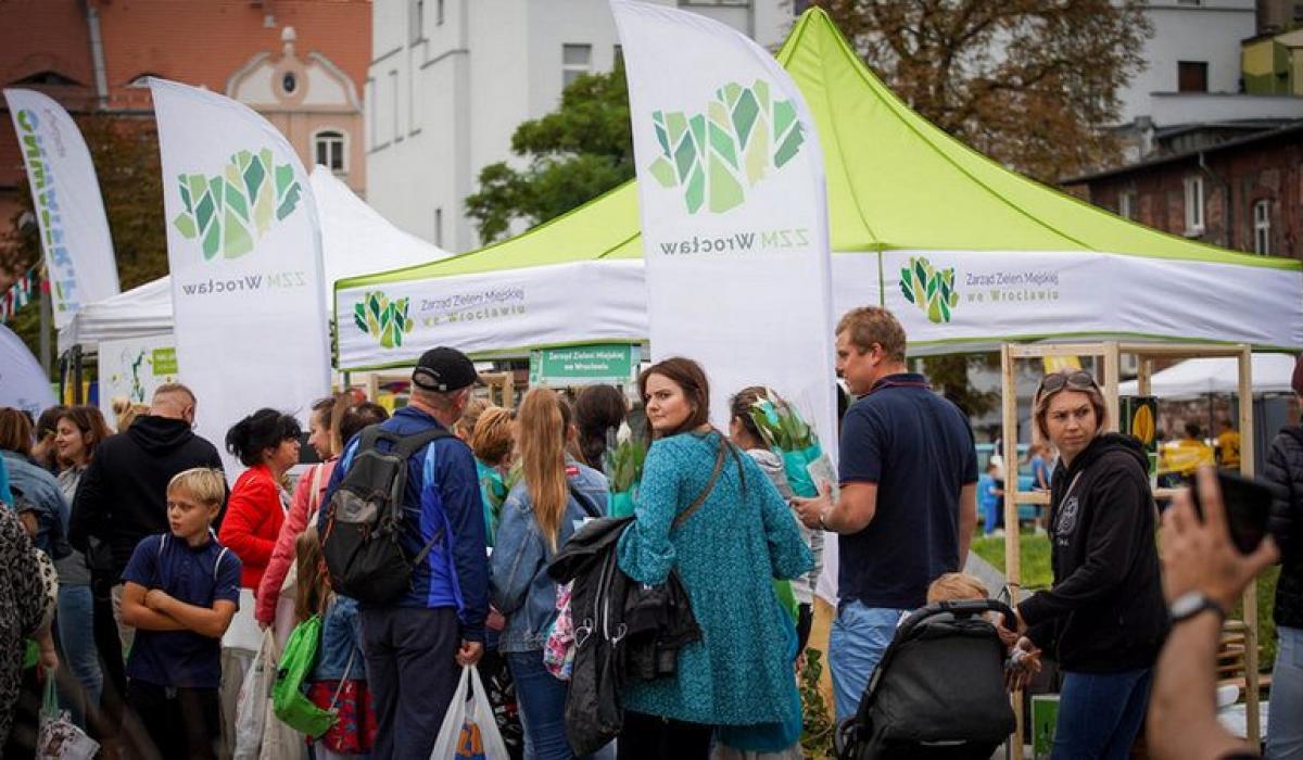Na Sobotę z Zielonym Wrocławiem przyszły tłumy mieszkańców