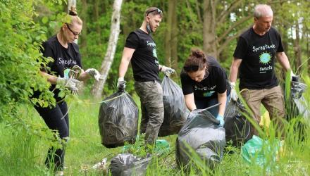 Międzynarodowe Sprzątanie Świata 2021 we Wrocławiu