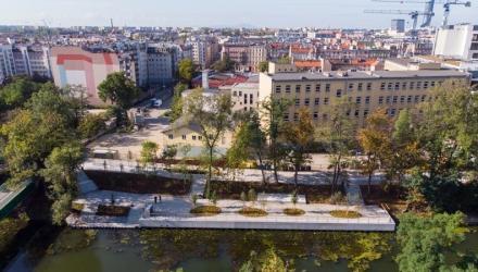 Europejski Tydzień Zrównoważonego Rozwoju 2021 - zielona panorama Wrocławia