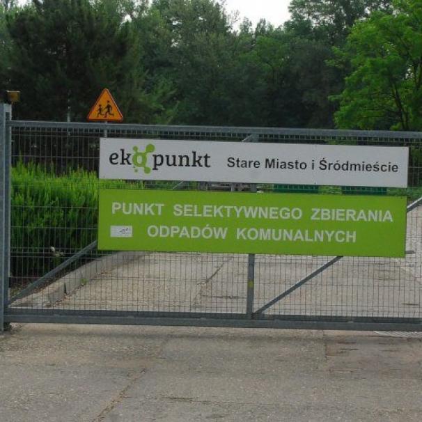 PSZOK przy ul. Michalczyka zamknięty w sobotę 31 lipca i 2 sierpnia do południa
