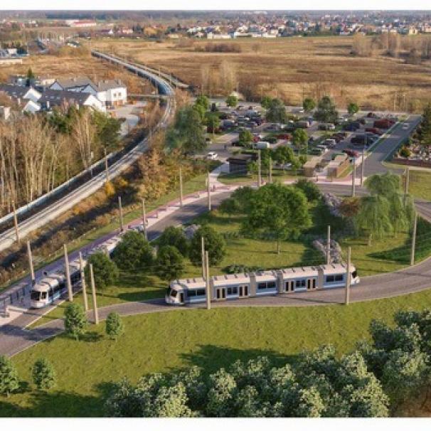 Będzie tramwaj na Swojczyce. Ruszają prace projektowe