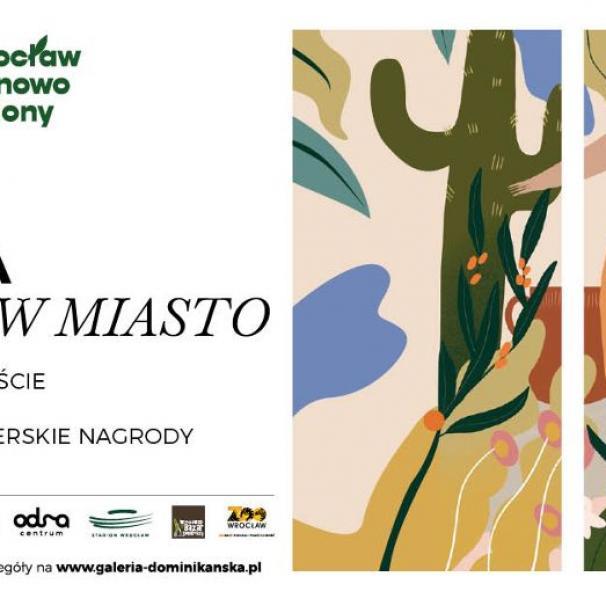 Wrocław Na Nowo Zielony - ekospacery na terenie miasta