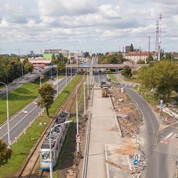 Rusza budowa połączenia AWW z węzłem przy ul. Krakowskiej [WIDEO]