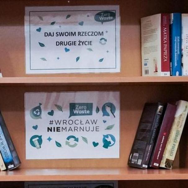 W sobotę wielka wymiana książek we Wrocławiu