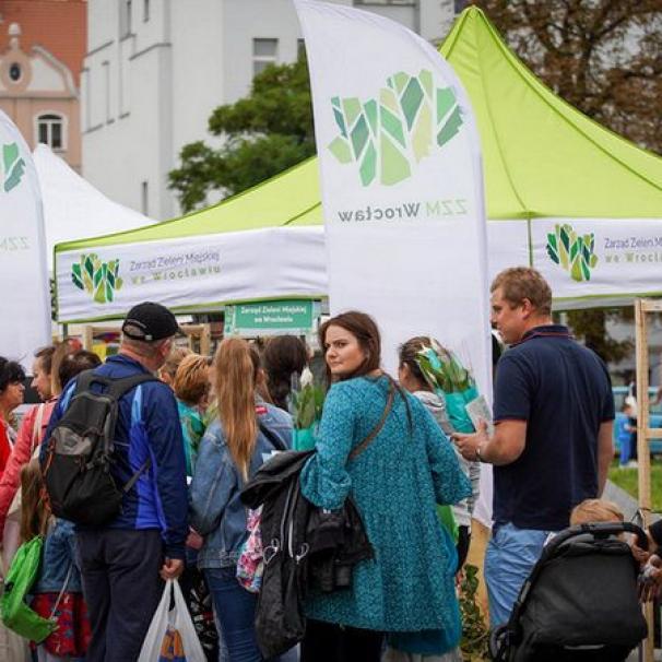 Zielony Wrocław bawi, nagradza i edukuje. Za nami wyjątkowy zielony piknik [ZDJĘCIA]
