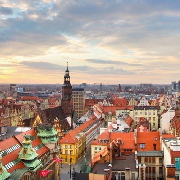 Wrocław z nagrodą Eco-Miasto za efektywność energetyczną